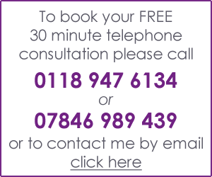 To book your FREE 30 minute telephone consultation please call